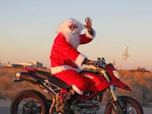 julemanden er på vej