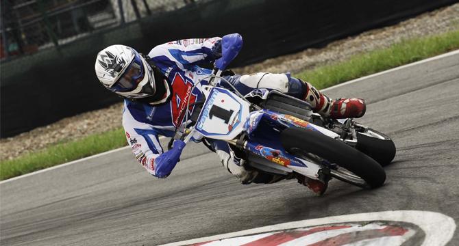 Danish Supermoto Rider