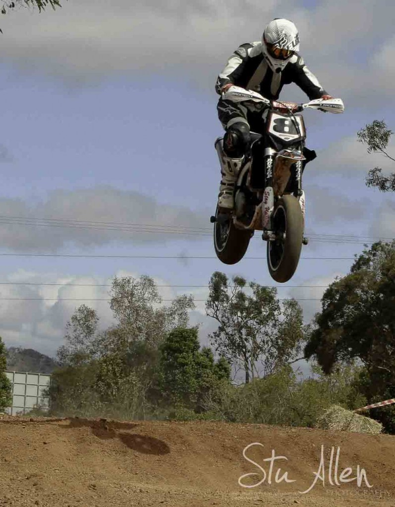 "Supermotard ""Down Under"""