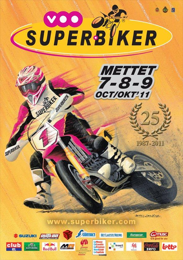 Mettet Superbiker 2011