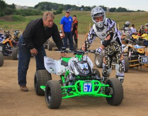 Racing Quad from Rath Racing USA