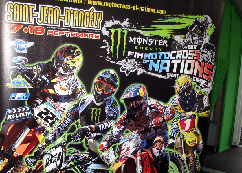 Interview fra MXoN Friday 16. September 2011 Mikkel Caprani