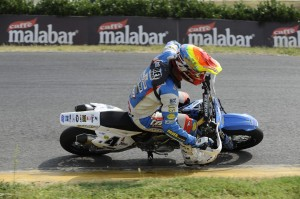 Thomas Chareyre FRA (TM Factory Racing) International Italian Supermoto Champion 2011