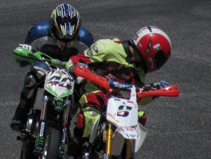 Minimotard Racing
