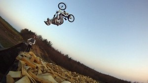 Backflip Thomas Kjer Olsen