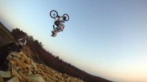 Thomas Kjer Olsen Backflip