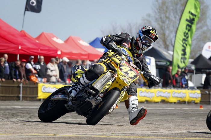 Internationale Deutsche Supermoto Meisterschaft - Jan Dietenbach