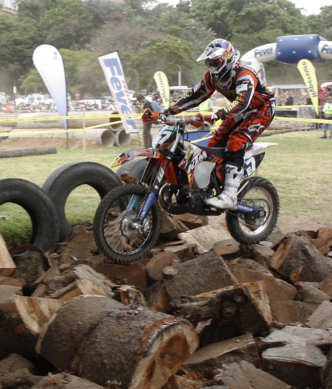 Brian Capper Enduro 2012