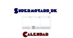 Supermoto-Calendar