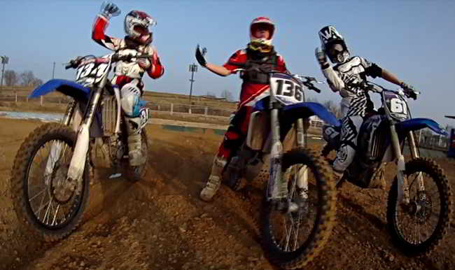 Motocross i Danmark 2012