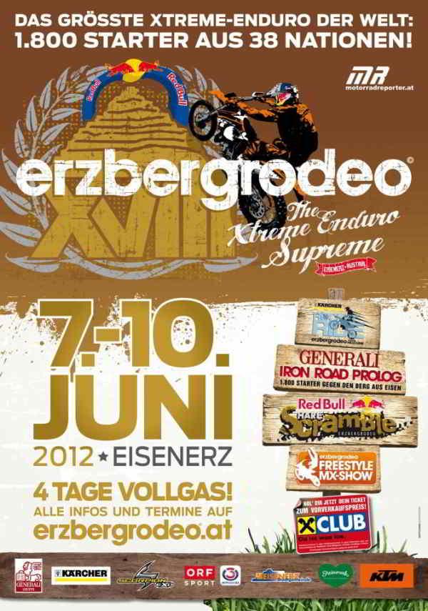 2012 Erzberg Rodeo