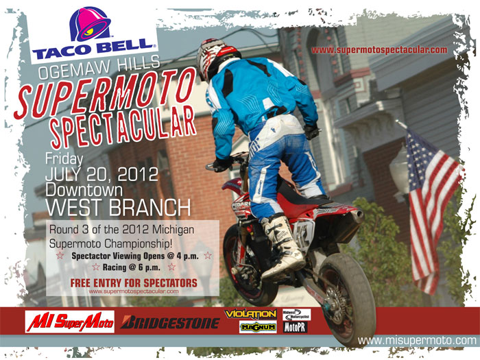 Michigan Supermoto Championship 2012