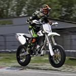 Andrea Dovizioso Yamaha YZF450SM