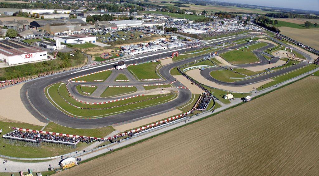 Superbiker Track