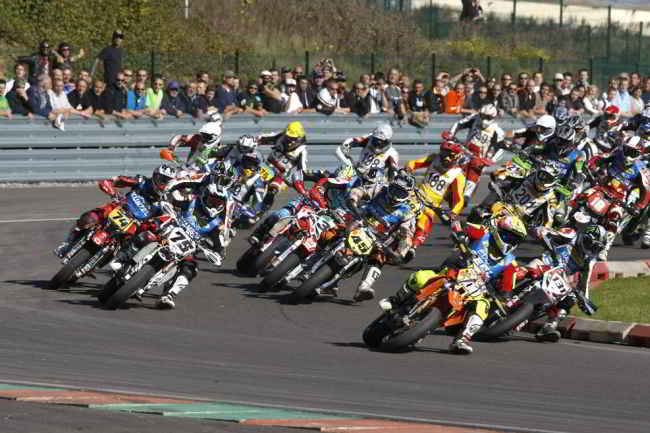 Supermotard Racing in Belgium