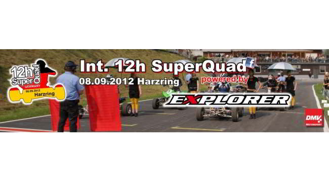 Int. 12 hour Superquad 2012 Germany