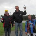 2012 Randers SM Finale DM A på dagen. 1. Mikkel Caprani, 2 Jonas Mikkelsen, 3 Jens Winther