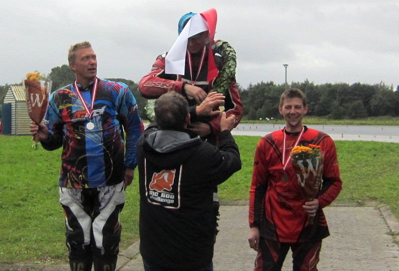 2012 Supermotard DM A Jens Winther, Andreas Mikkelsen, Niels Tranegaard