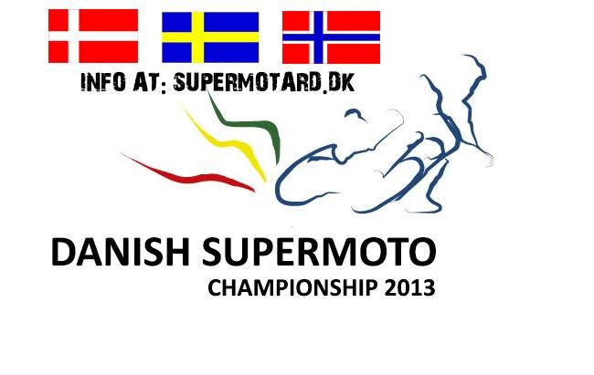 Danmarksmesterskab i Supermotard 2013
