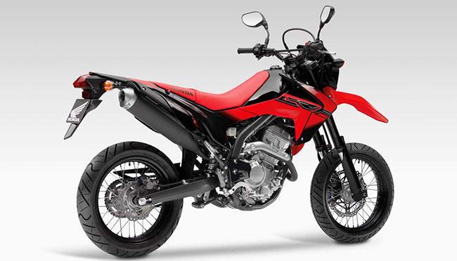 Supermotard Motorcykel til Indregistrering