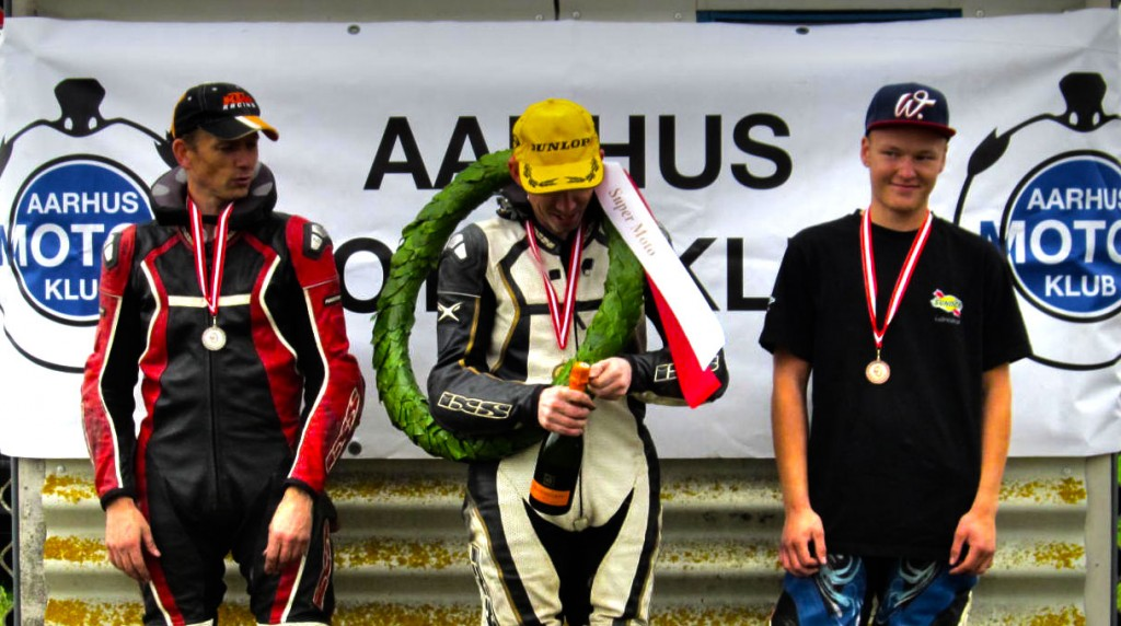 DM A 1. Jonas Mikkelsen 2. Andreas Mikkelsen 3. Mikkel Horne