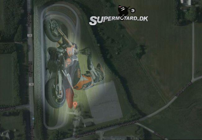 Hjørring Supermotard 2014 Træning