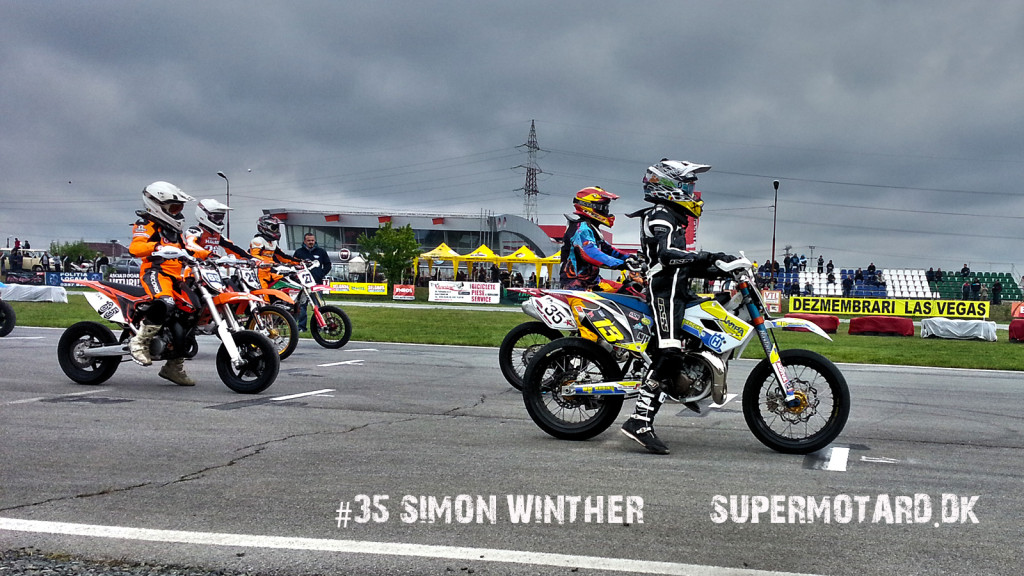 Supermotard.dk og Simon Winther Supermoto Racing 2014