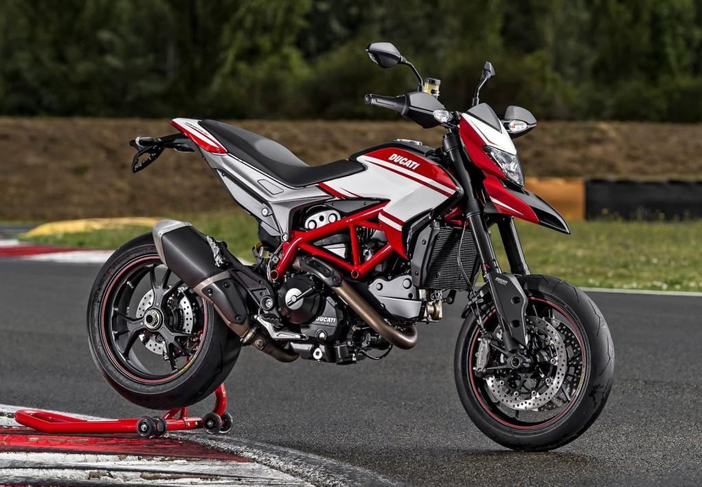 2015 Ducati Hypermotard SP Frækkert