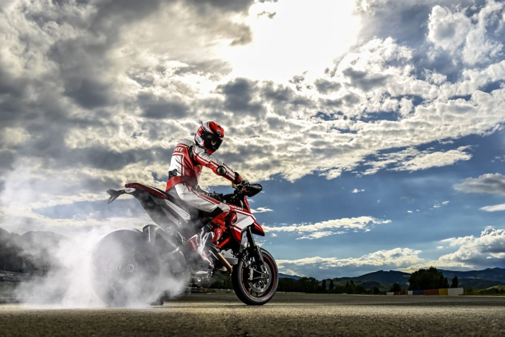 2015 Ducati Hypermotard SP Power