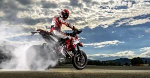 2015 Ducati Hypermotard SP Supermotard Danmark