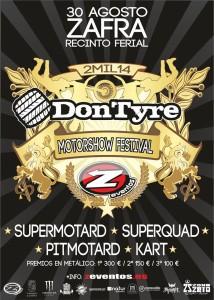 DonTyre Motor Festival 2014 Spain