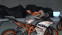 KTM RC 390 MiniRacer Motorcykel
