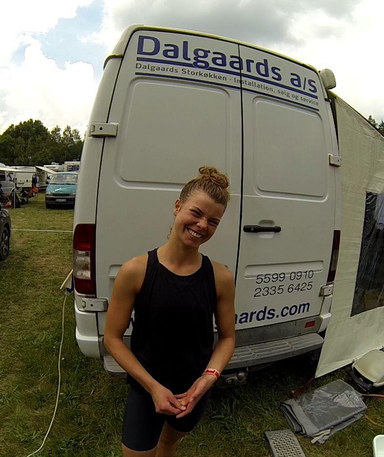 Julie Dalgaard VM Motocross Loket Tjekkiet 2014