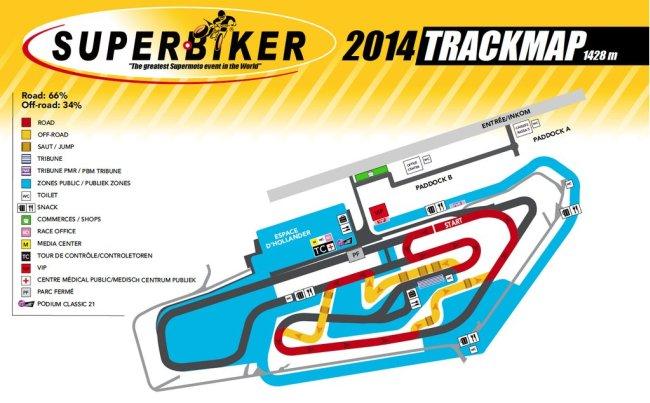 Track Superbiker Mettet 2014