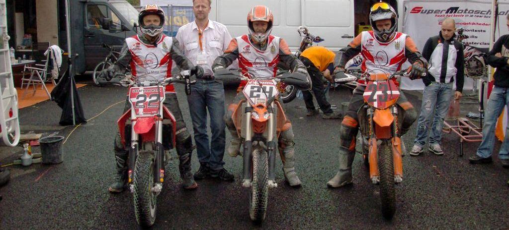 Team Denmark SMON 2007. Caprani-Mikkelsen-Fredsøe