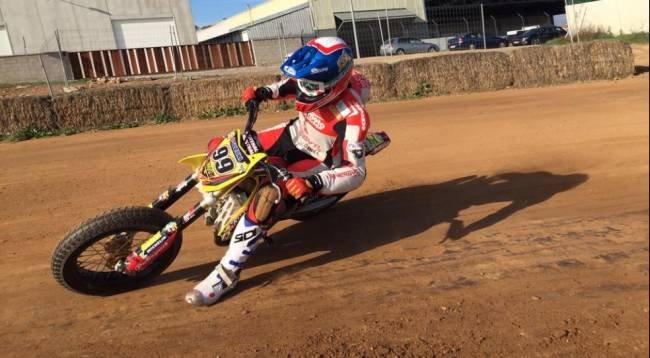 Christian Iddon Practice Before 2014 SUPERPRESTIGIO Barcelona