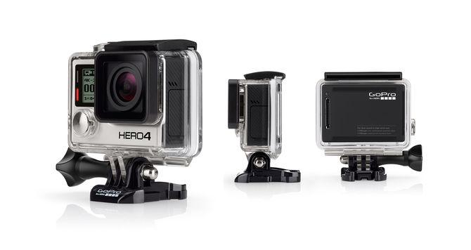 GoPro Hero 4 Billigste Pris, Køb her