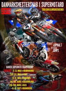 2015 Supermoto Calendar