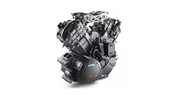 Prøvekør 2015 KTM på 1300 Kubik