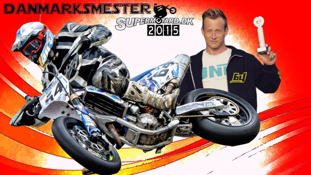 Supermotard Danmarksmester 2015