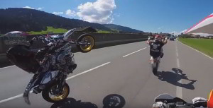 Supermotard Video Summerfeelings 2015