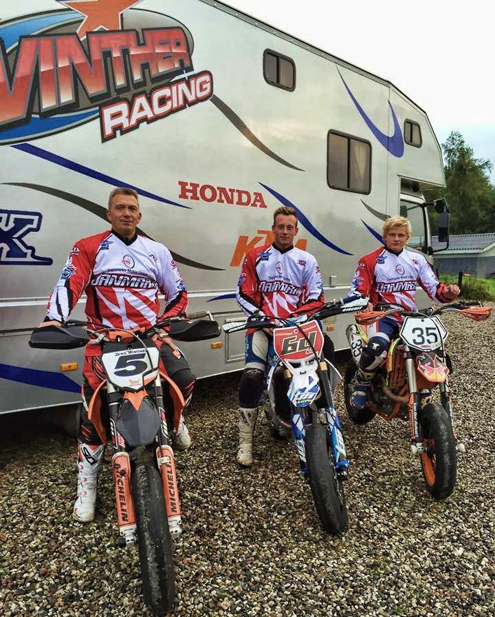 Team Danmark Supermoto of Nations 2015
