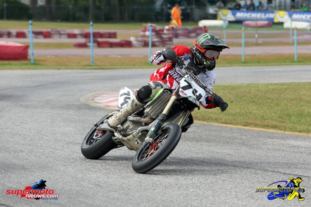 Anders Salling Supermoto of Nations 2015