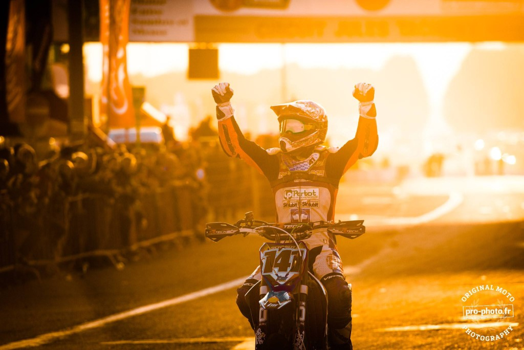 Marc-Reiner Schmidt Superbiker Winner 2015