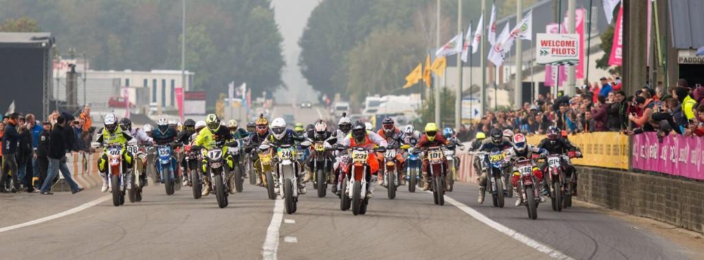 Superbiker 2015 Mettet in Belgium