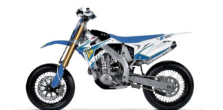 TM 2017 Supermotard Racer