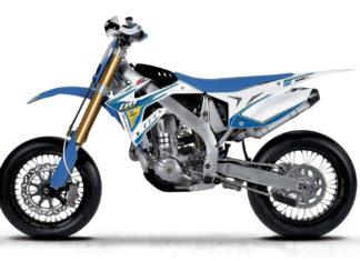 TM 2017 Supermotard Racer