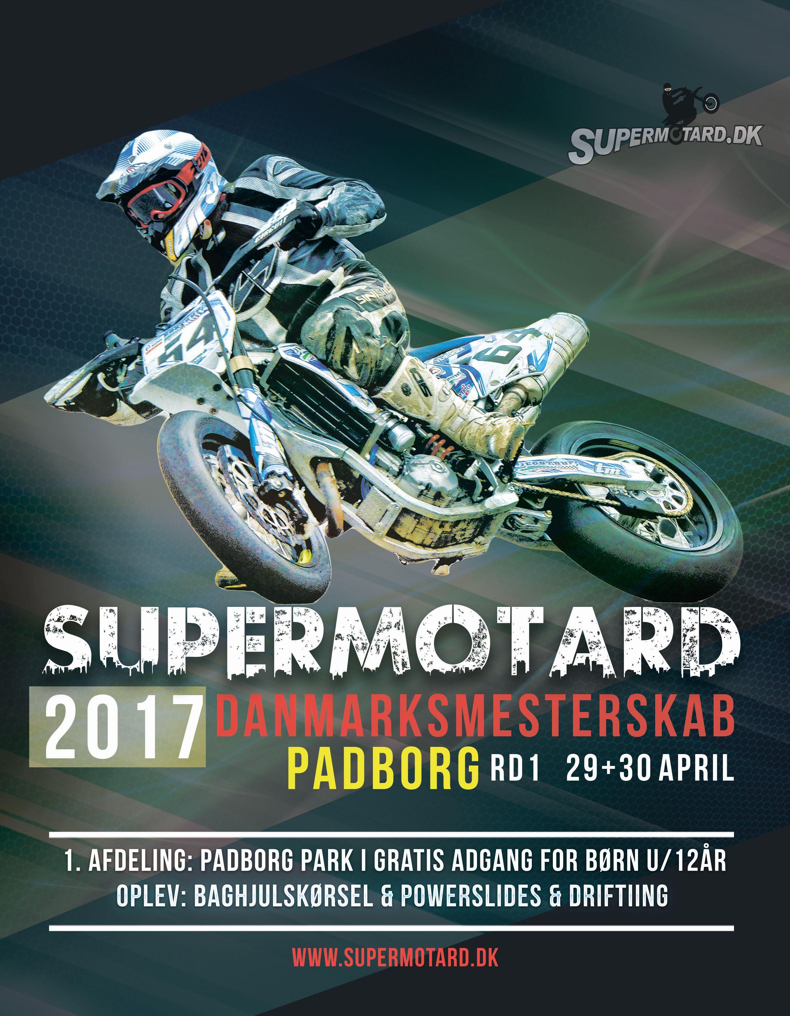 2017 Supermotard Danmarksmesterskab
