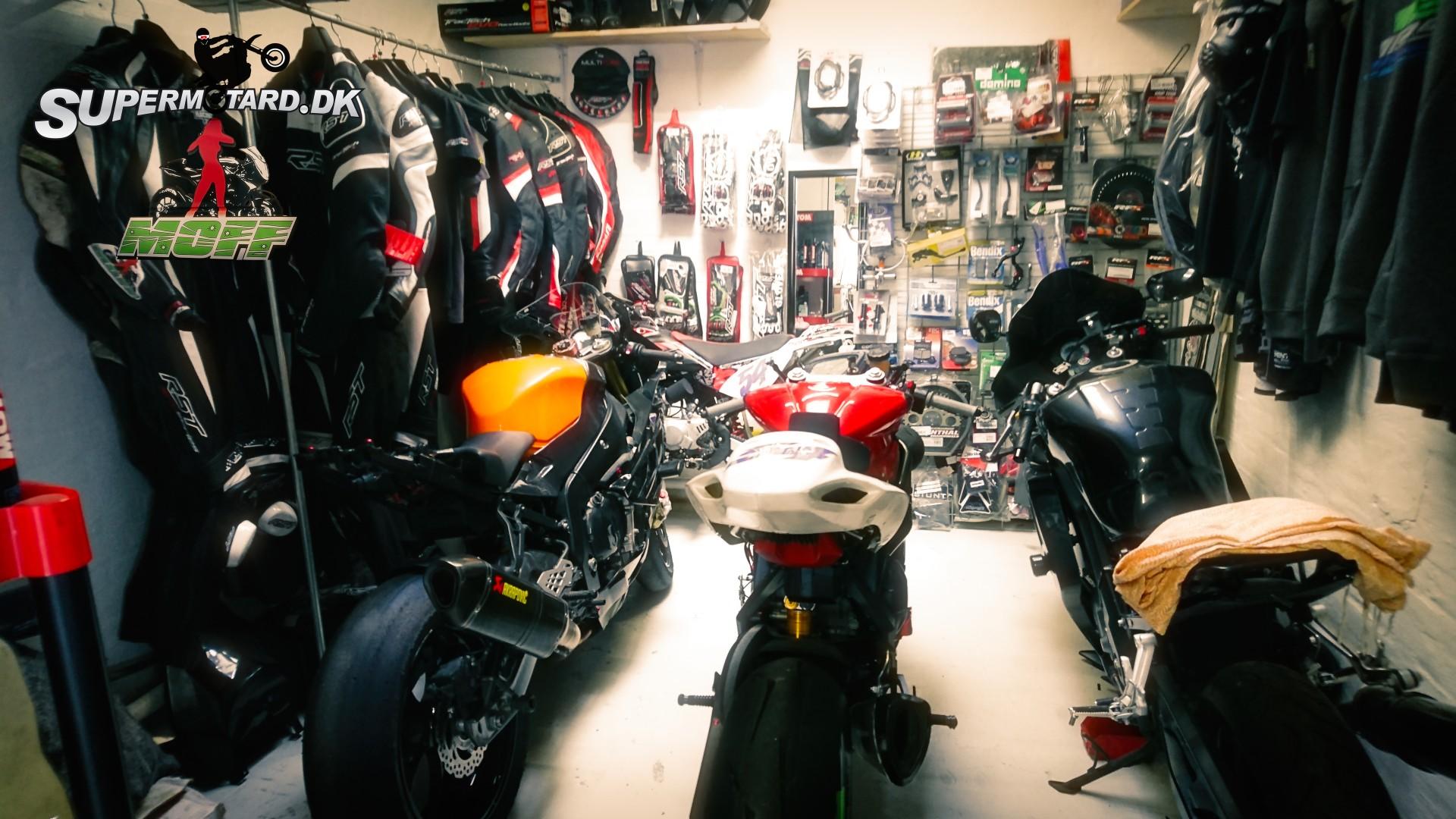 Motorcykelværksted MOFF
