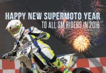 Godt Nytår - Happy New Year- Supermotard.dk
